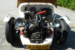 Lomax Lambda 9264 Engine