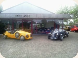 Garage Le Patron Ophemert
